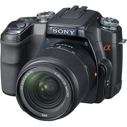 Цифровой фотоаппарат Sony Alpha DSLR-A100 » 24Gadget.Ru :: Гаджеты и технологии