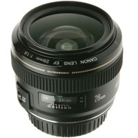 CANON EF 28 mm f/1,8