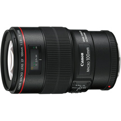 CANON EF 100 mm f/2.8 L IS USM Macro