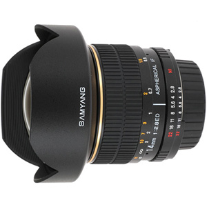 SAMYANG MF 14 mm F/2.8