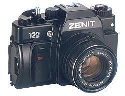 Продам аппарат фотографический зенит 122.  Скрыть в списке объявлений.  Новые фотоаппараты Зенит 122 и 122В с...
