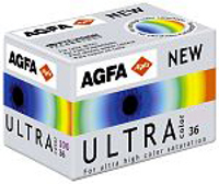 AGFA Agfacolor Ultra 50 Professional