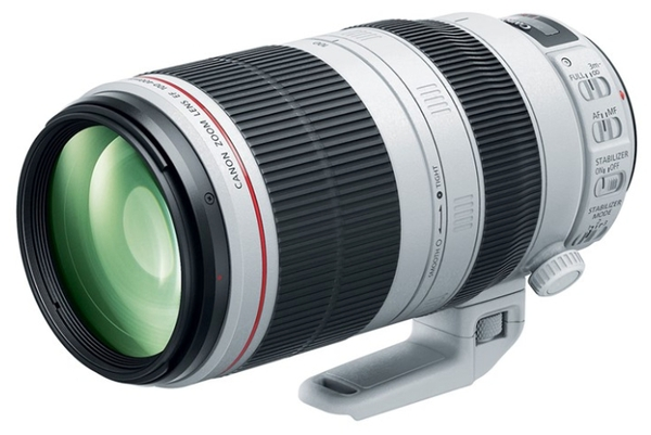 CANON EF 100-400mm f/4.5-5.6 L II IS USM