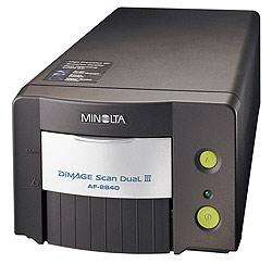 MINOLTA DIMAGE SCAN DUAL III AF-2840 DOWNLOAD DRIVERS