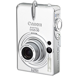 CANON Digital IXUS 30
