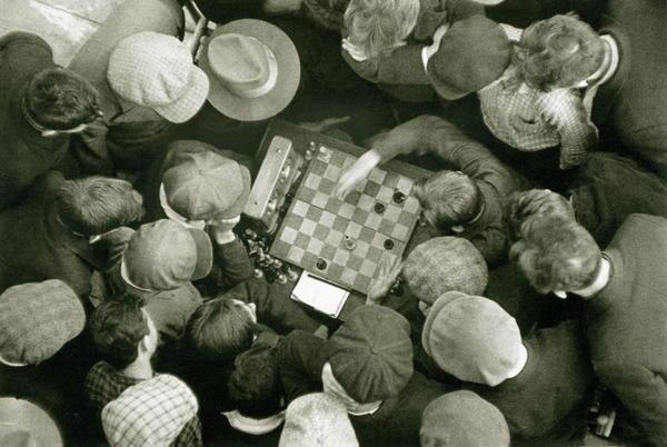 Boris Ignatovitch - Tournoi d'échecs - 1935