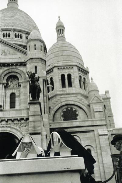 Сакре-Кер. Монмартр, Париж