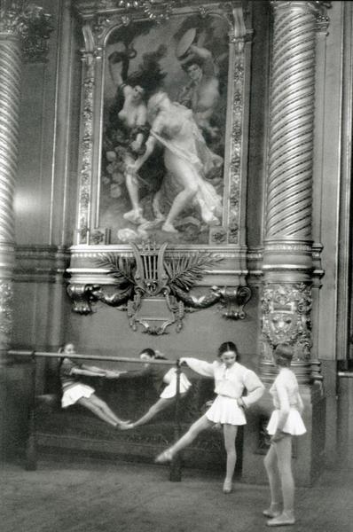 Юные балерины в Опере