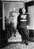 Маршал Семен Буденый у своего любимого портрета