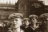 Краснофлотцы на военном параде