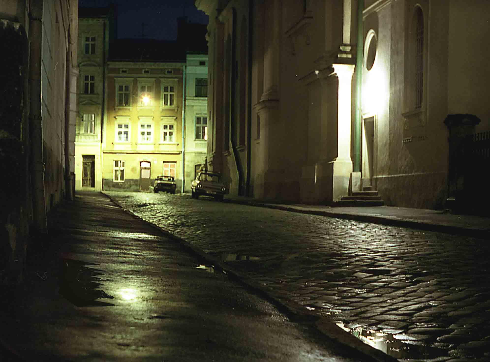Секс ночью в переулке 3 фотография