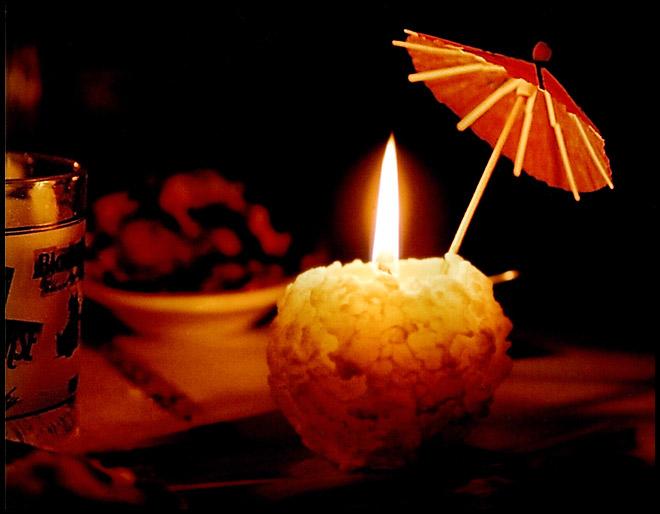 Ночной коктейль - Раздел натюрморт - Фотография на фотосайте.
