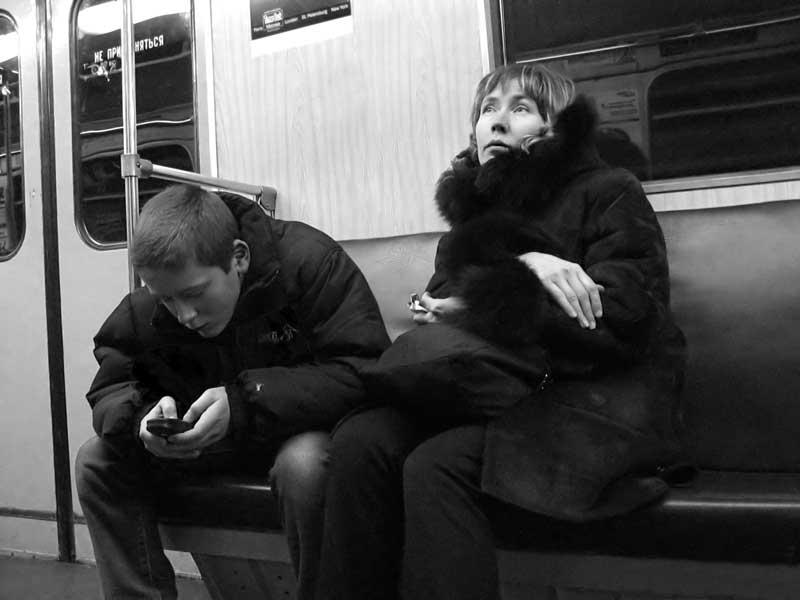 Подземные портреты. Серия. Бальзаковский возраст. Раздел. Жанр.