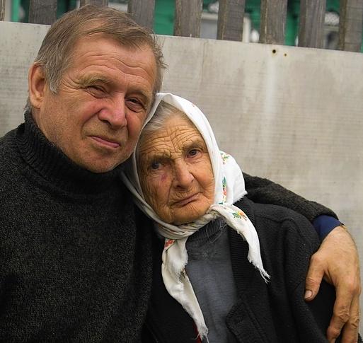 сын и мать галерия