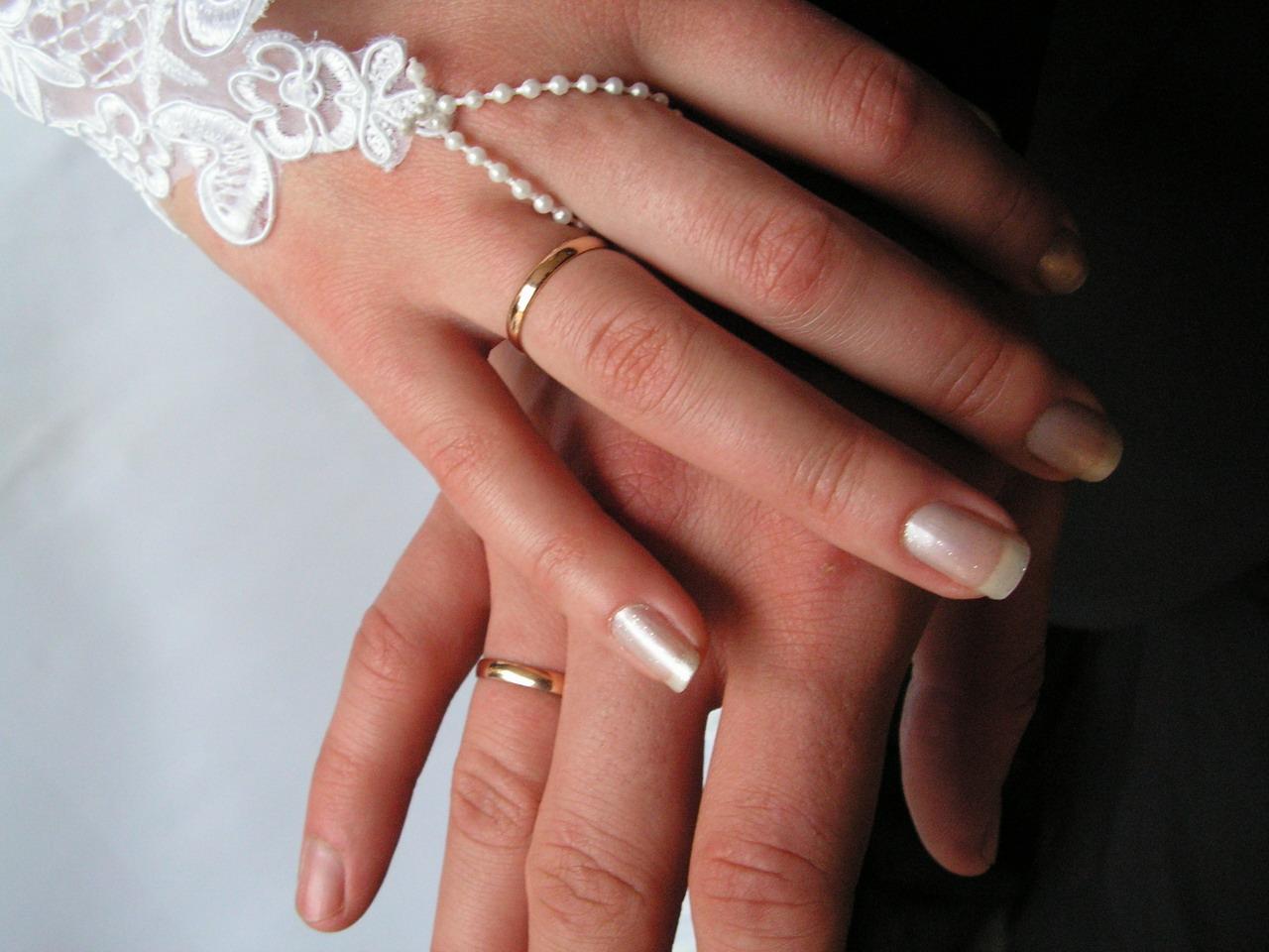 руки с кольцом фото