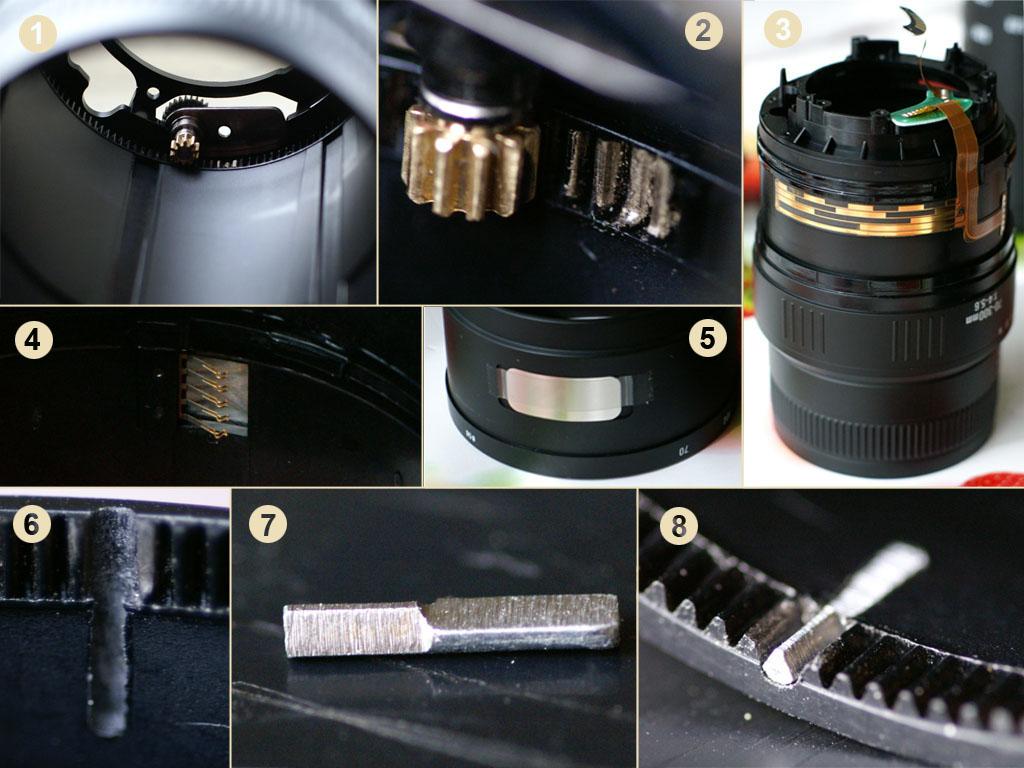 Ремонт объектива сигма сервисный центр самсунг ремонт фотоаппаратов в тольятти