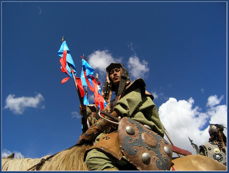 В Томске откроется фотовыставка «Их монгол»
