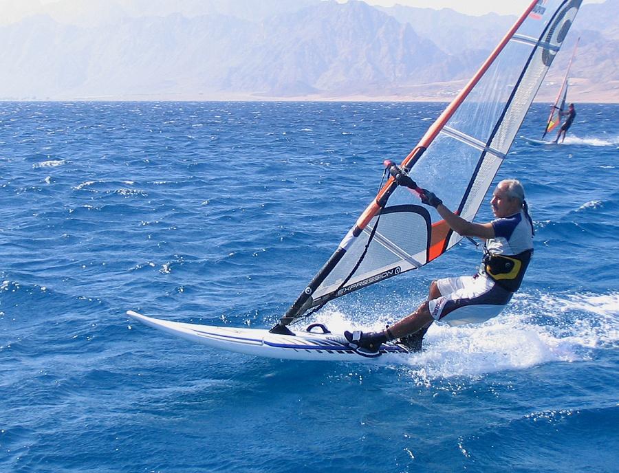 Фотофакт: Водные виды спорта.