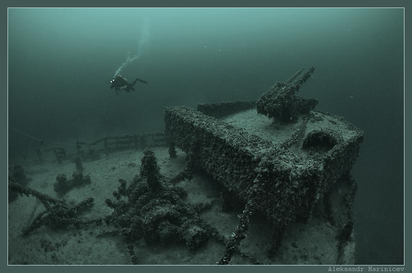 Подводные объекты крыма на фото - рейтинг лучших фотографий.