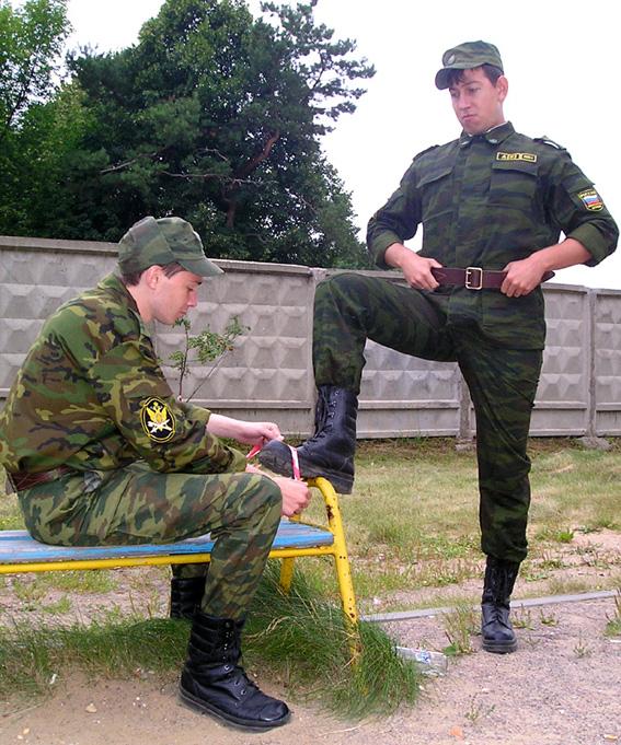 Тоцк 4 солдат познокомится с
