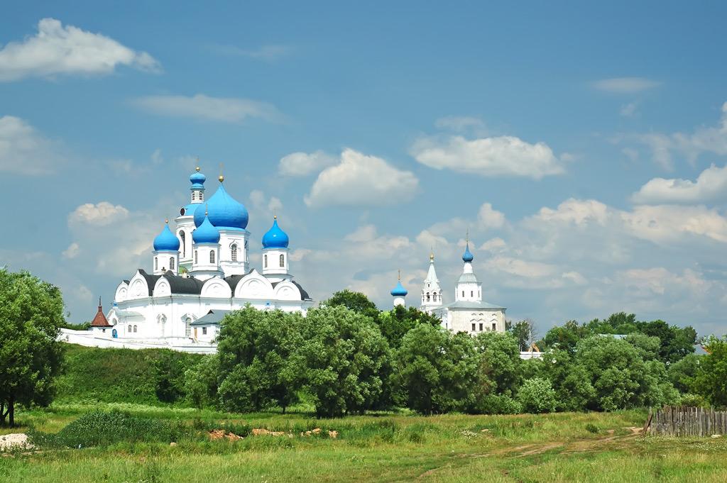 Красивейшие города России: Владимир - Боголюбово - Суздаль - Кидекша