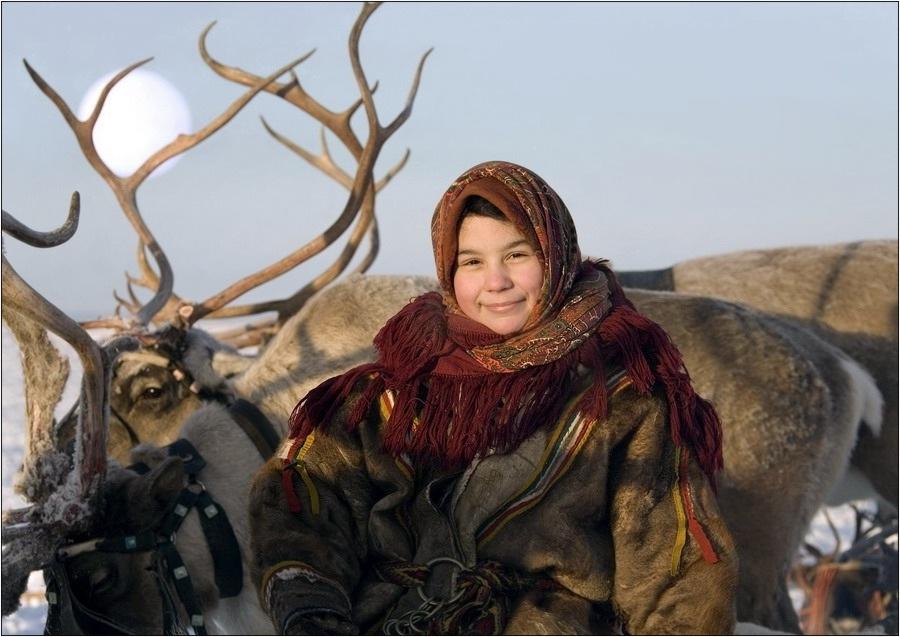 фото бесплатно женщины севера