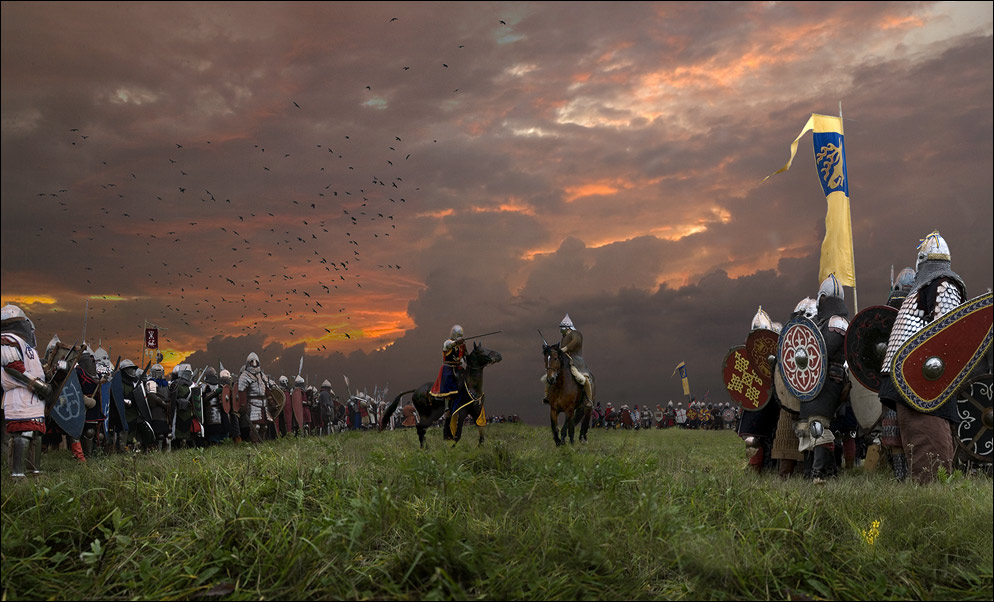 Здесь 8 сентября 1380 года у впадения реки Непрядвы в Дон, произошла историческая Куликовская битва, положившая...