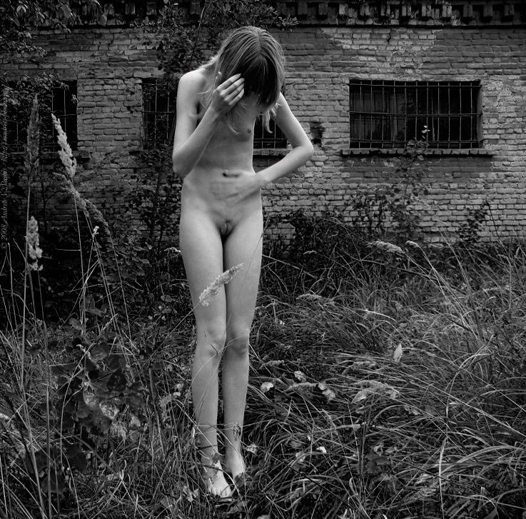 Forbidden naked teens