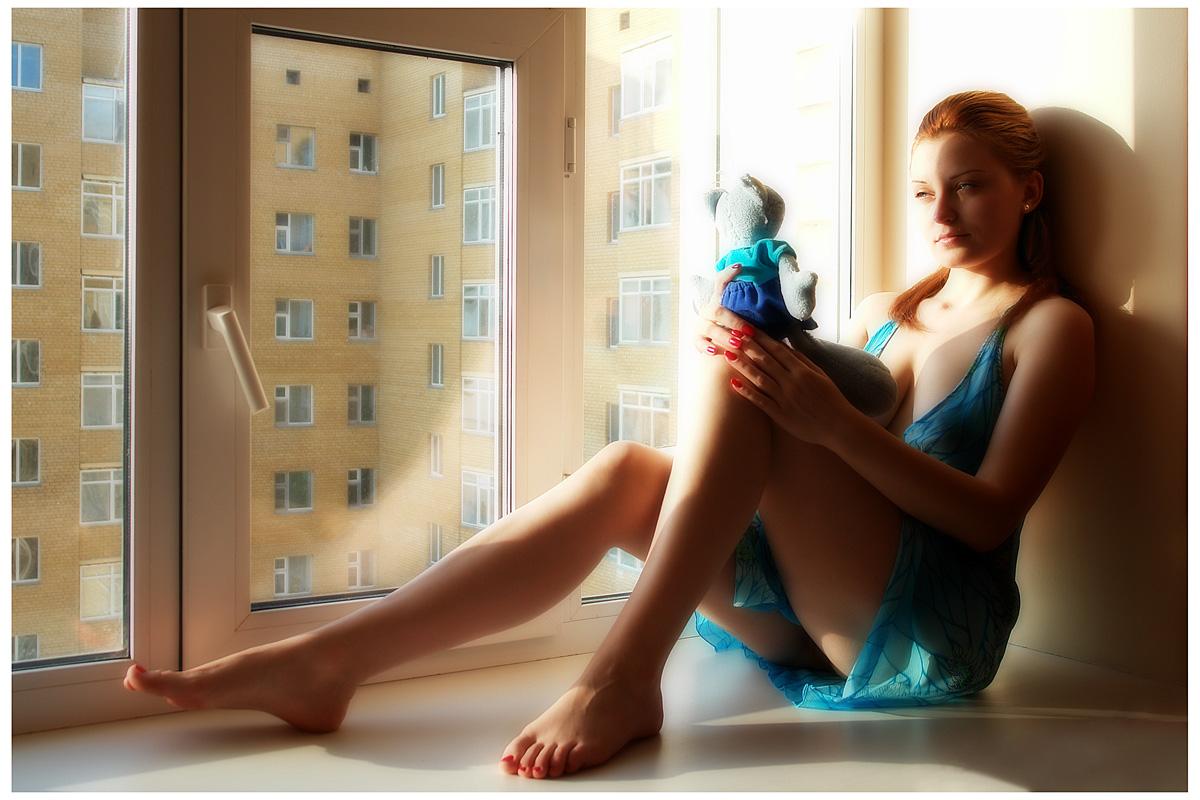 Смотрим за девками в окна 15 фотография