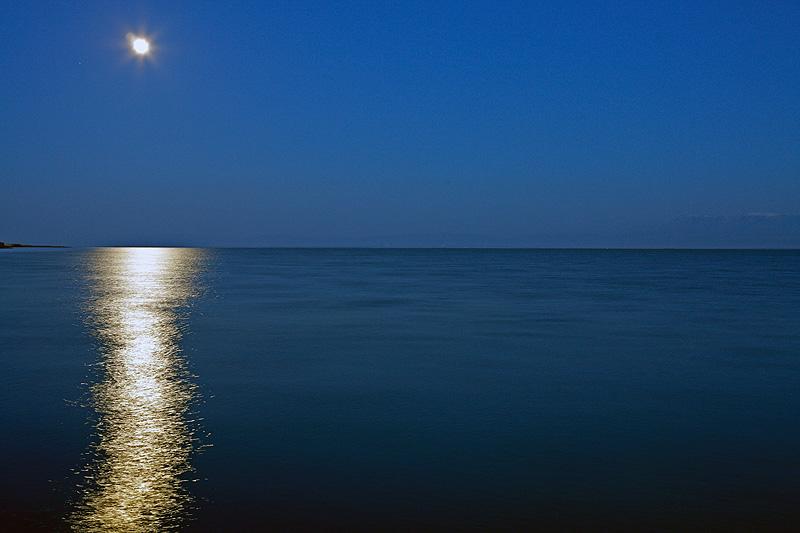 Фотопрогулки Лунная дорожка