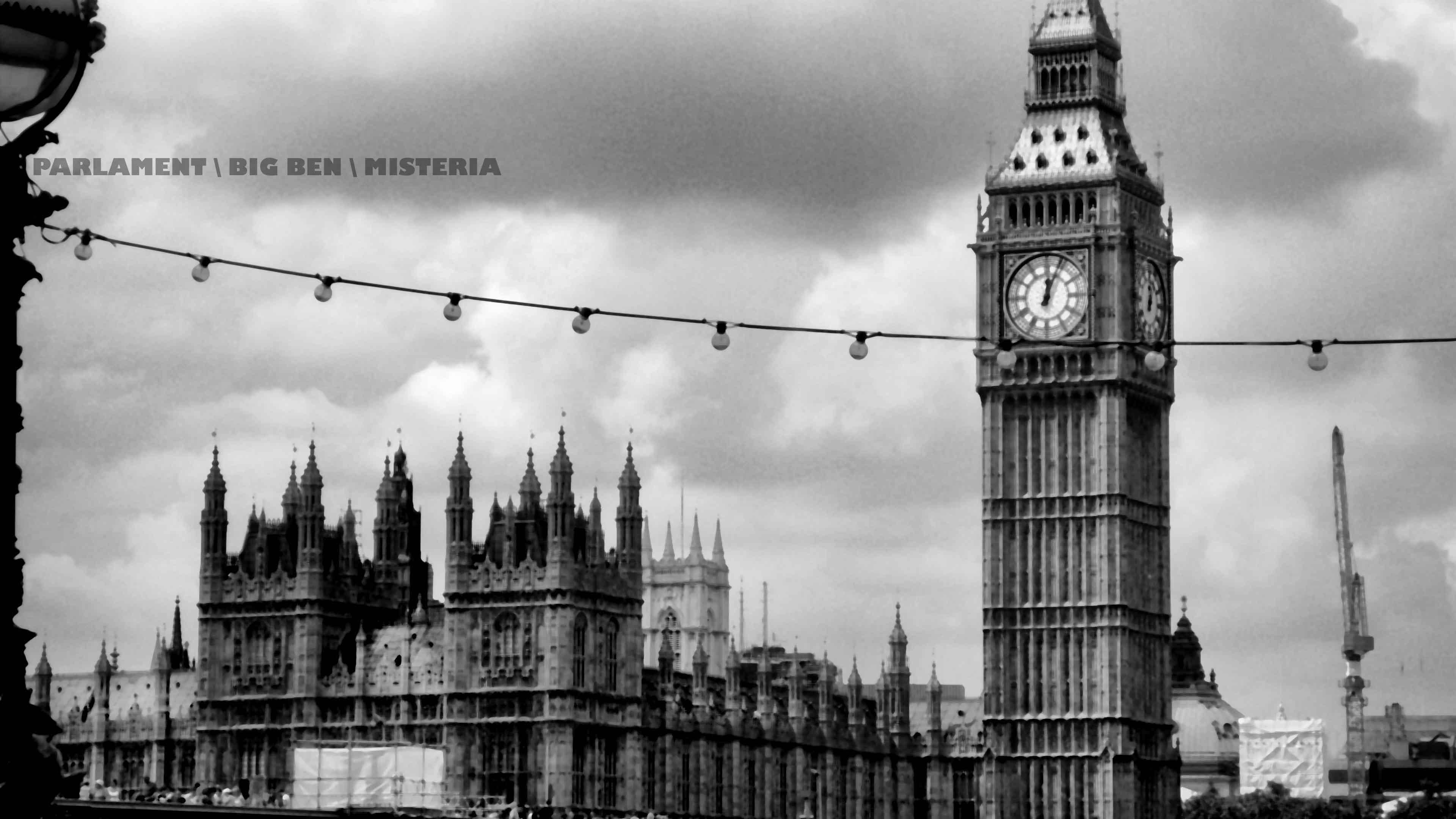 стиле картинки на рабочий стол лондон черно белые именно она стала