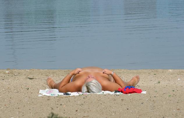 нудистский пляж в киеве вконтакте