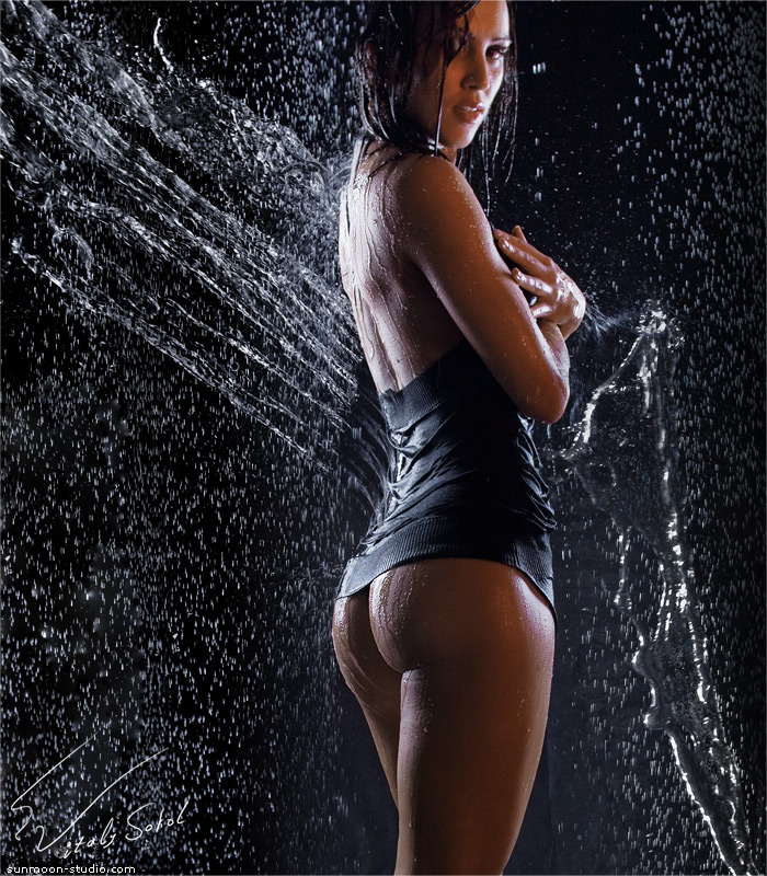 wet angel