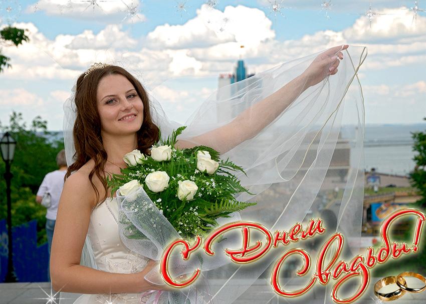 Из подборки летнего свадебного сезона 2009.