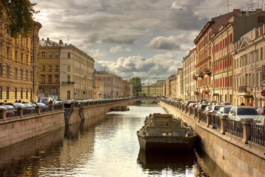 Канал настроен: самые красивые города на воде