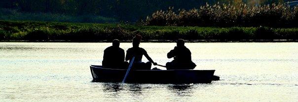 жанр трое в лодке