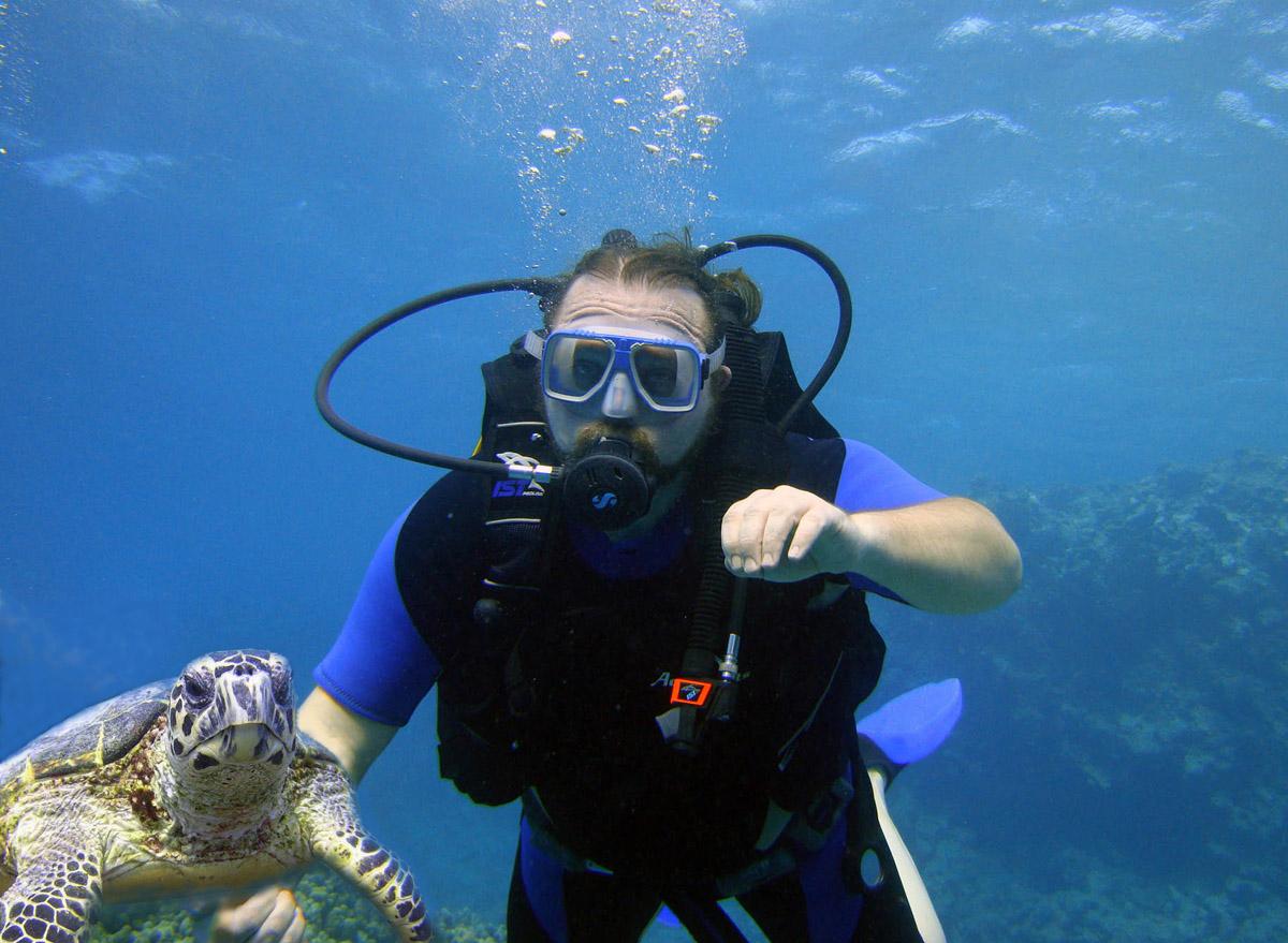 фото правила подводной фотосъемки несколько секунд это