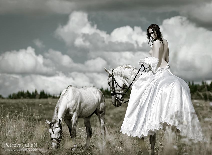 Сбежавшая невеста эротика