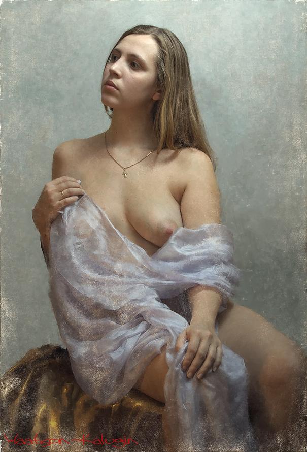 что-то изменится эротический портрет в одежде также ласкают имел