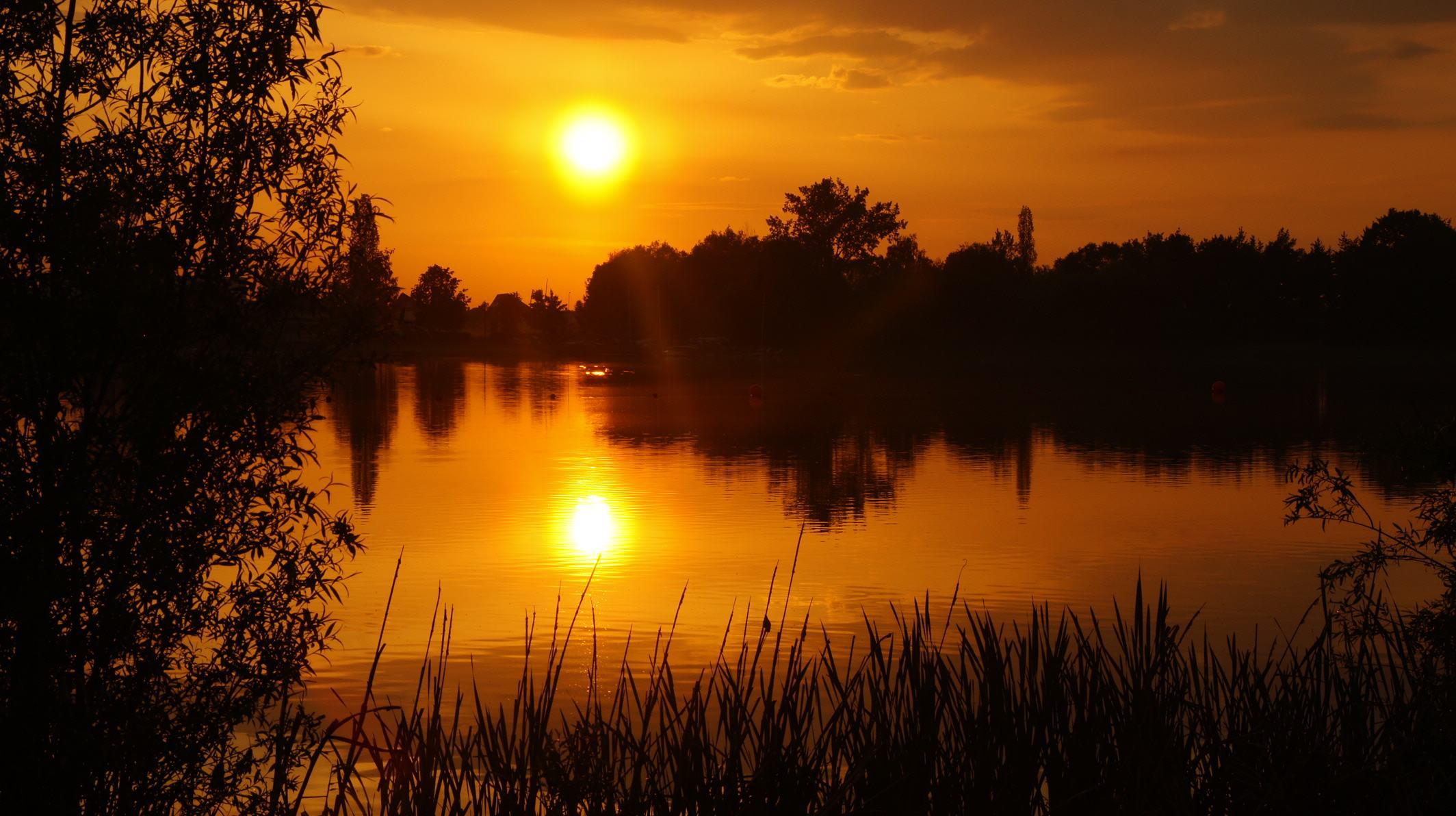 как фотографировать закаты и рассветы больше