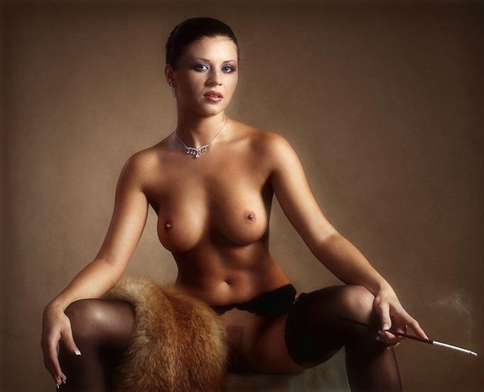фото жены голай