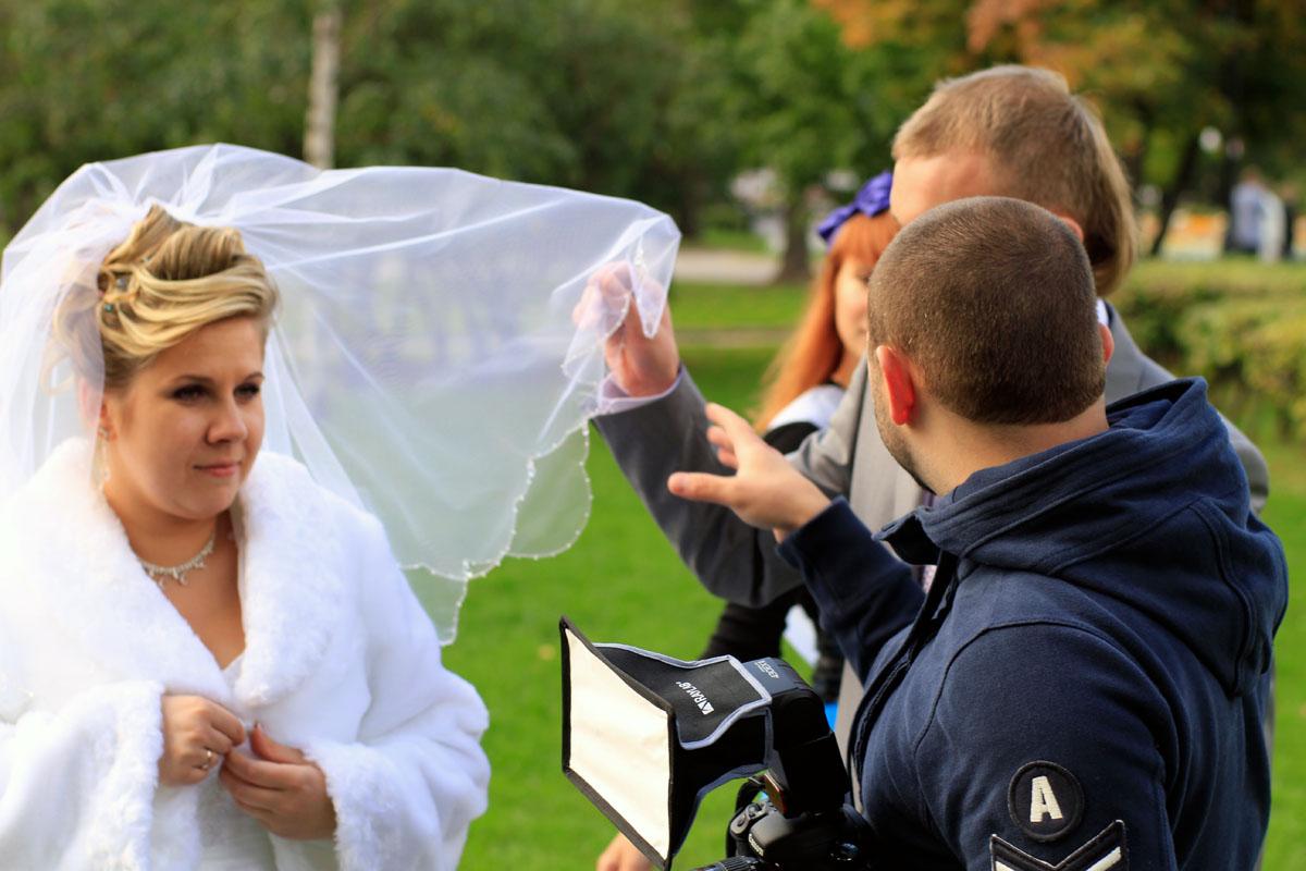 Октобокс на свадебную фотосессию