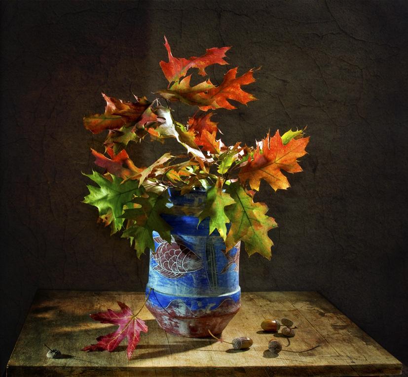 Осень в карелии фото убивает