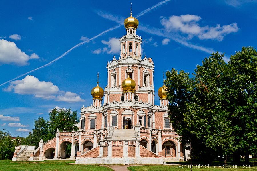 wvadik :: Церковь Покрова в Филях ...: club.foto.ru/gallery/photos/1861318
