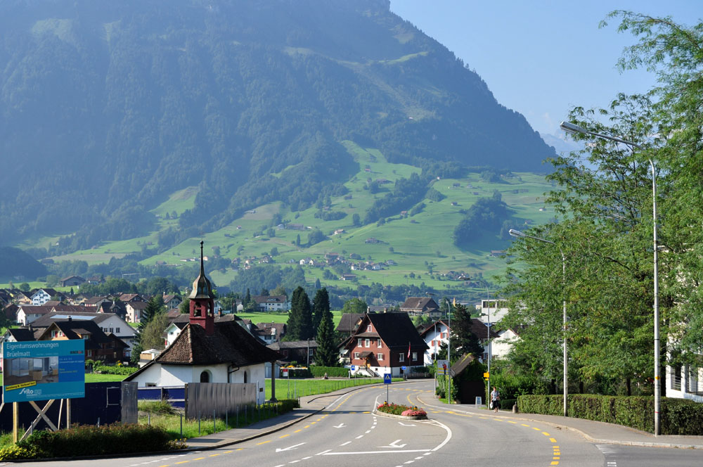 Швейцарские Кантоны