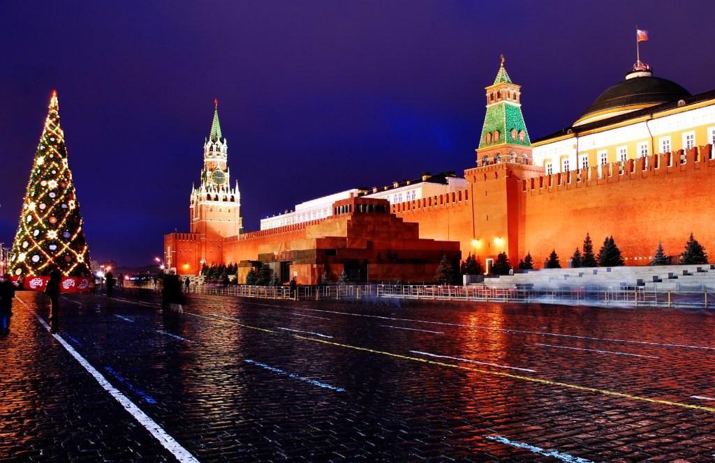 фото кремль с новым годом кексы