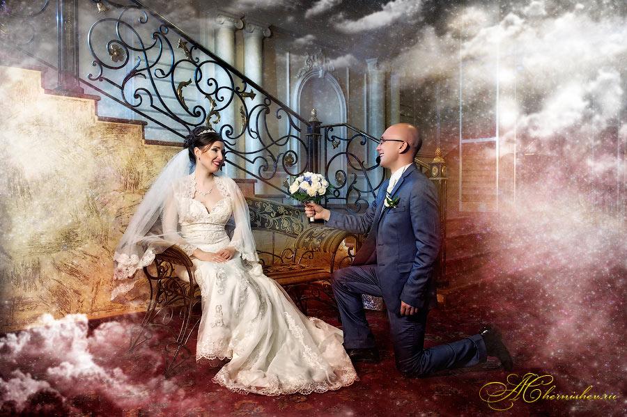 отели для свадебной фотосессии