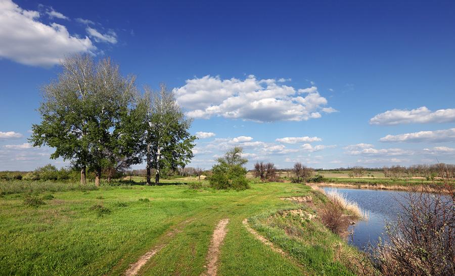 Фотографии русский пейзаж