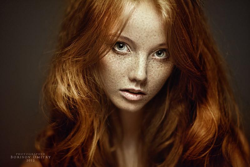 Рыжие,девушка,портрет,песочница,удалённое.