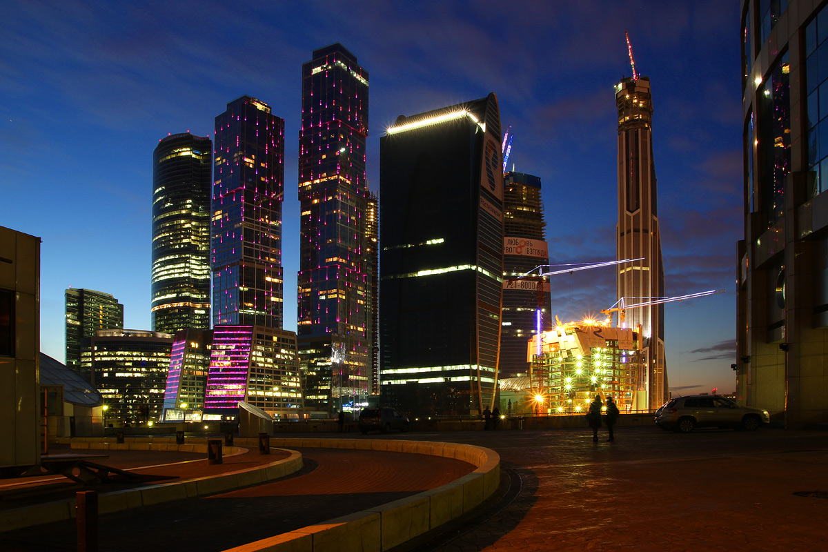 Эротика в москву сити 21 фотография